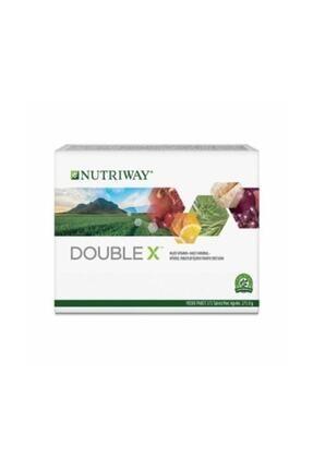 Amway Nutriway Double X Yedek Paket 62 Günlük Yedek Ürün 372 Tablet