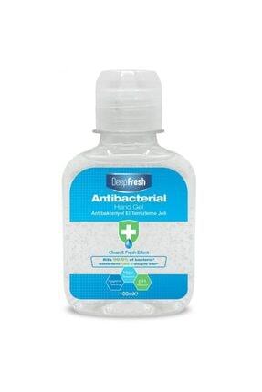 Deep Fresh Deepfresh Antibakteriyel El Temizleme Jeli 100ml