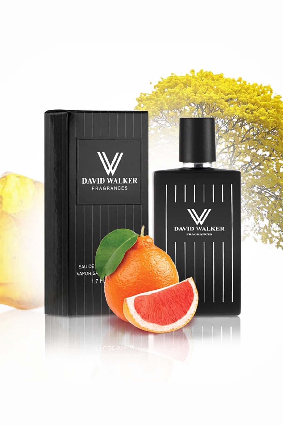 David Walker Funn E148 50ml Odunsu Erkek Parfüm 1