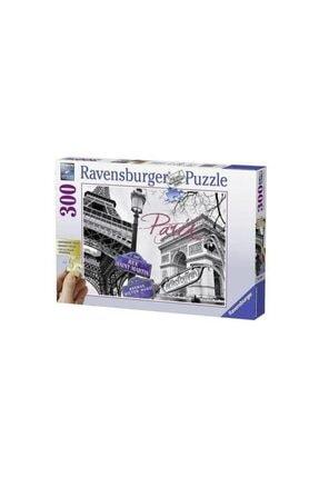RAVENSBURGER Puzzle 300 Parça Gold Paris