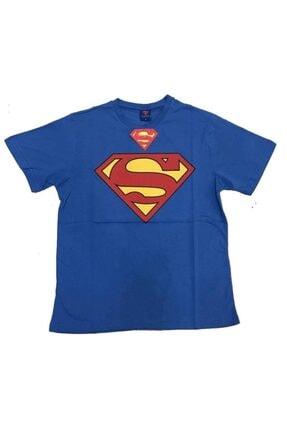Superman Mavi Tshirt