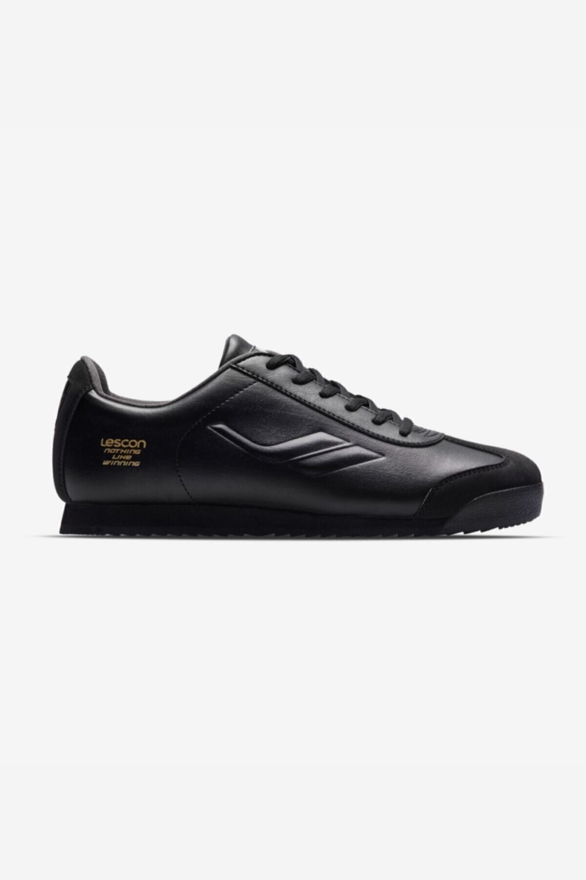 Lescon Winner-2 Siyah Unisex Spor Ayakkabı 1