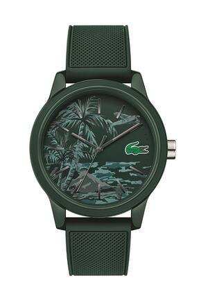 Lacoste Erkek Yeşil Kol Saati
