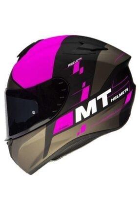 MT Helmets Mt-helmets Kask Targo A8 Matt Pink