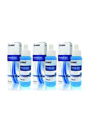 Bio Hira Biohira Mavi Su Saç Bakım Serumu 60 Ml 3 Adet