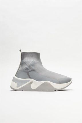 Elle Shoes Gri Kadın Yazlık Bot