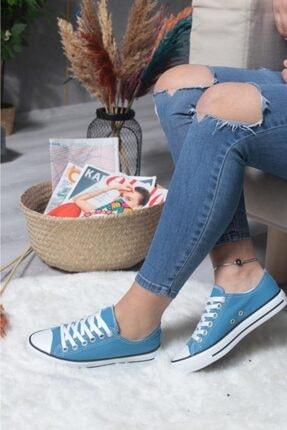 ESPARDİLE Kadın Mavi Spor Ayakkabı