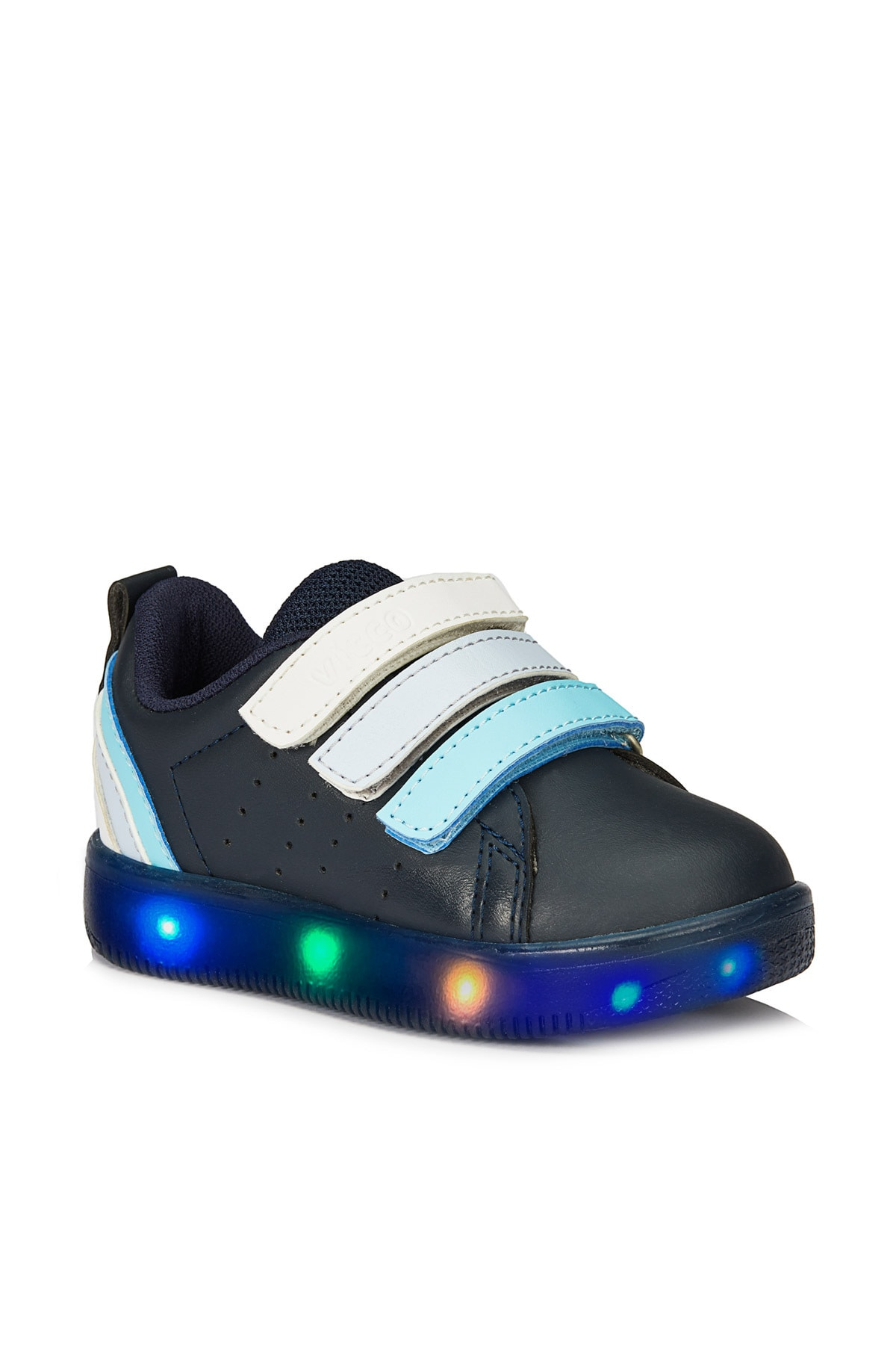 Vicco Sun Erkek Bebe Lacivert Sneaker 1
