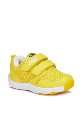 Vicco Dna Unisex Çocuk Sarı Spor Ayakkabı
