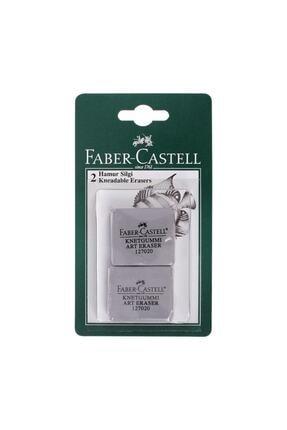 Faber Castell 2 Hamur Silgi