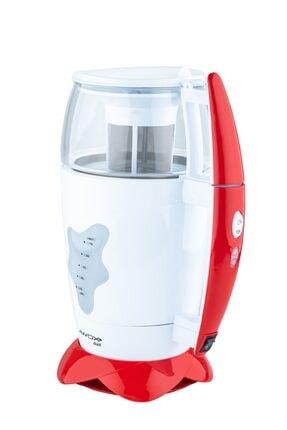 AWOX Dual Büyük Cam Demlikli Elektrikli Çaycı Çay Makinesi