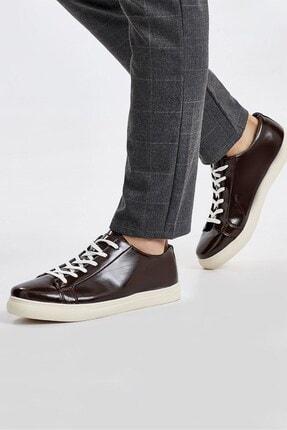 LETOON Erkek Kahverengi Spor Ayakkabı Brt01