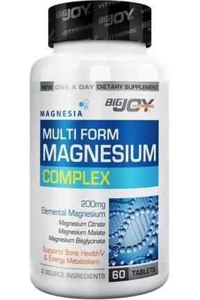 Big Joy Bigjoy Magnesium Complex 60 Kapsül