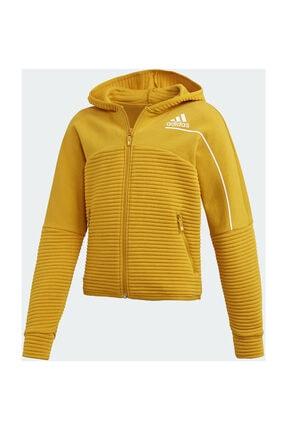 adidas Kız Çocuk Sweatshirt G ZNE A.R. FZ W GD3762
