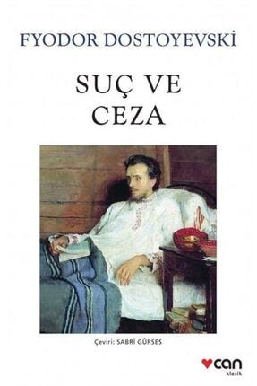 Can Yayınları Suç Ve Ceza- Fyodor Dostoyevski