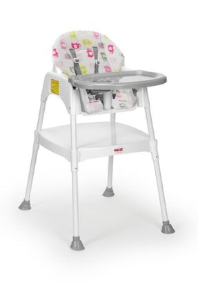 Moje Mama Sandalyesi Filli Kılıflı Kız Bebek