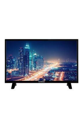 "Techwood 32TEC600 32"" 80 Ekran Uydu Alıcılı HD Ready LED TV"