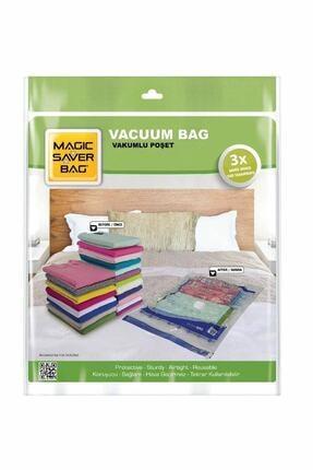 Magic Saver Bag 2'li Vakumlu Poşet Seti (Xxl)
