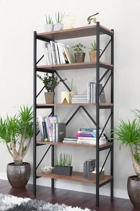 Evdemo Eko Kitaplık Ceviz