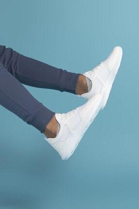 Riccon Beyaz Beyaz Unisex Sneaker 0012035
