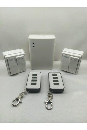 mosel Dc 155 Dc 1071 Kumanda Alıcısı Ve Kepenk Anahtarı 2 Adet Kumanda 2 Adet Kepenk Anahtarı