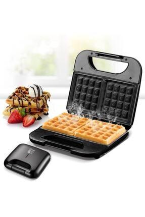 Kiwi 2405W Elektrikli Waffle Makinası