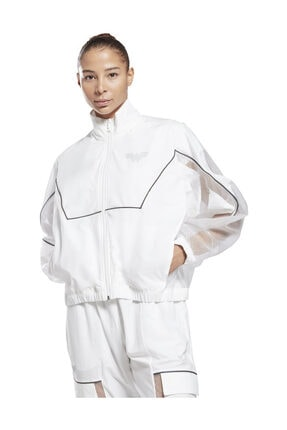 Reebok Kadın Yetişkin Sweatshirt WW TRACKTOP GK1570