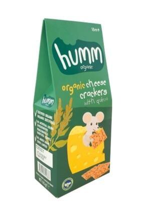 Humm Organic Organik Peynirli Kinoalı Kraker