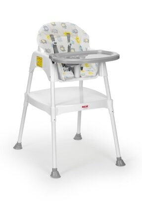 Moje Mama Sandalyesi Filli Kılıflı Erkek Bebek