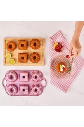 Emsan Griss One&six Pink Kek Kalıbı
