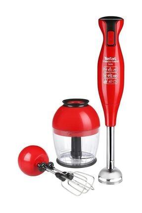TEFAL Kırmızı Masterblend El Blender Seti 700w