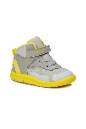 Vicco Nano Unisex Bebe Gri/sarı Günlük Ayakkabı
