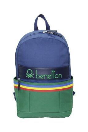 United Colors of Benetton Okul Sırt Çantası 70038 Renkli
