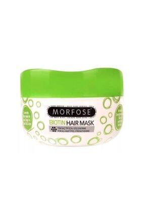 Morfose Biotin Saç Maskesi Yeşil 500 Ml