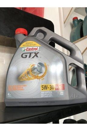 CASTROL Gtx 5w30 C4 4 Lt Üt-2020