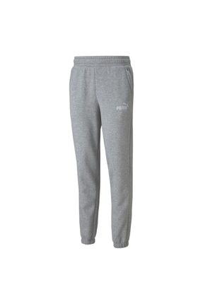 Puma Ess+ Sweat Pants Fl Cl Erkek Gri Eşofman Altı 58943803