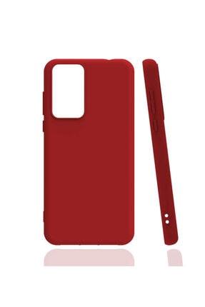 Reeder P13 Blue 2021 Uyumlu Nezih Case Harika Kalıp Silikon Kılıf Kırmızı