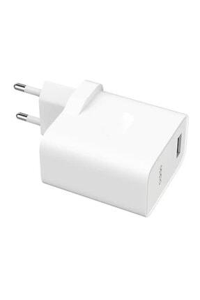 Oppo Vc56jaeh 30w Vooc4.0 Hızlı Şarj Adaptörü Beyaz