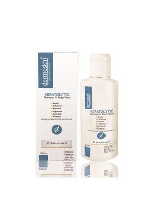 Dermoskin Keratolytic Şampuan 200 ml
