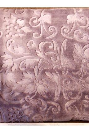 Merinos Elegant Kabartmalı Çift Kişilik Battaniye