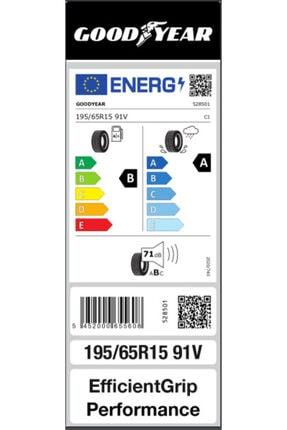 Goodyear 195/65r15 (91v) Efficientgrip Performance - Üretim 2021