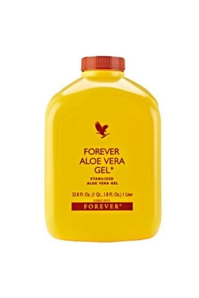 "Forever Aloe Vera Gel ""saf Aloe Vera'lı 1 Lt"