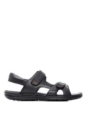KEMAL TANCA Erkek Derı Sandalet Sandalet 746 186 Erk Sndlt Y19