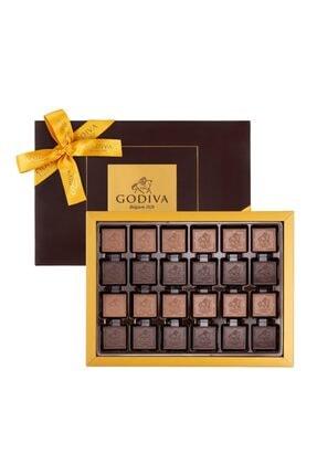 Godiva Finesse Supreme Kahverengi Kutu (96 Adet Madlen)