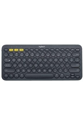 logitech K380 Multi-device Bluetooth(R) Türkçe Q Klavye -Siyah 920-007586