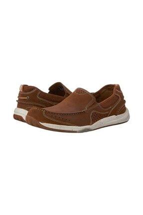 CLARKS Erkek Makosen Taba Nubuk Tüm Gün Giymek Için Şık Ve Rahat Ayakkabı Ürün Adı Allston Free