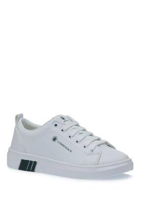 lumberjack Beyaz Kadın Ayakkabı