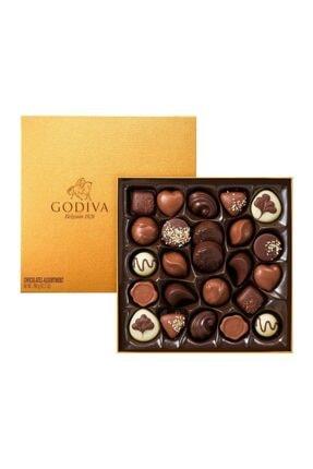Godiva Gold Çikolata Kutusu 24 Adet Pralin