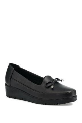 Polaris 162093.z1pr Siyah Kadın Ayakkabı