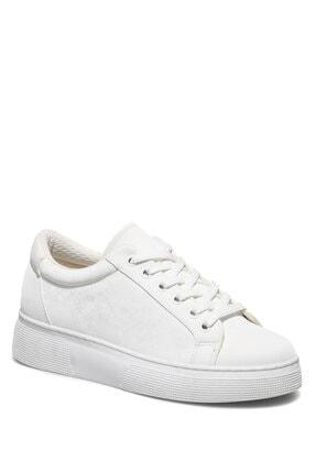 Butigo Ayla 1fx Beyaz Kadın Sneaker